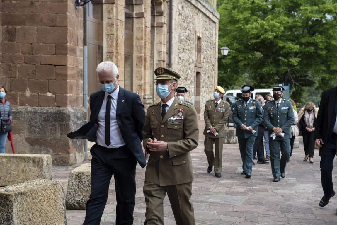 FOTOS: Funeral en Valvanera en honor a las víctimas por COVID-19 4