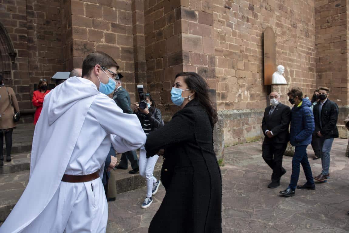 FOTOS: Funeral en Valvanera en honor a las víctimas por COVID-19 5