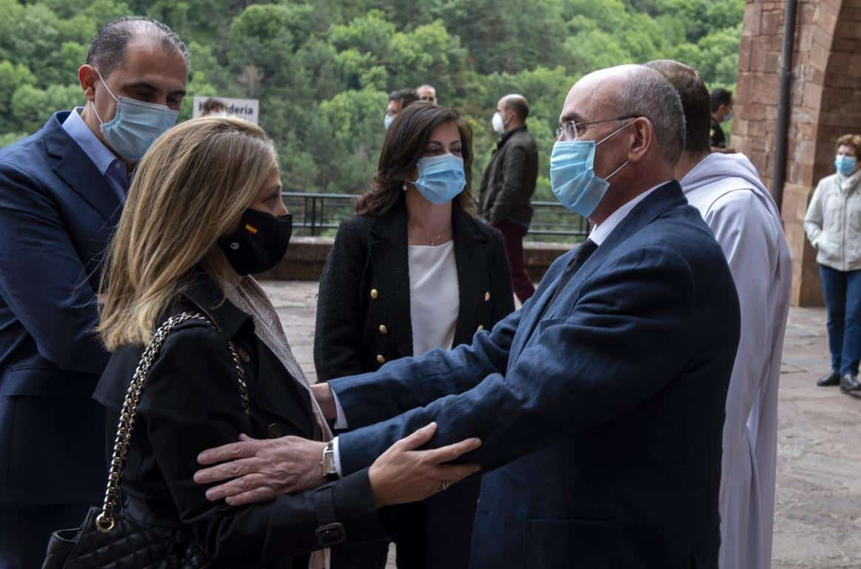 FOTOS: Funeral en Valvanera en honor a las víctimas por COVID-19 6