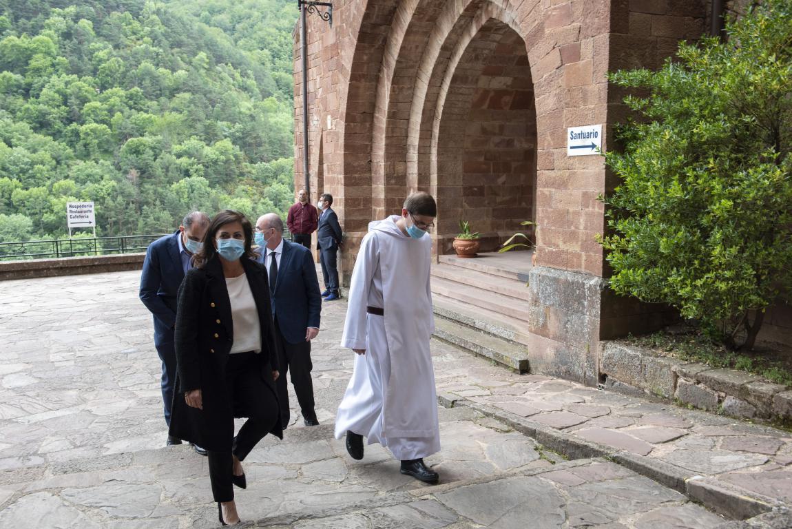 FOTOS: Funeral en Valvanera en honor a las víctimas por COVID-19 7