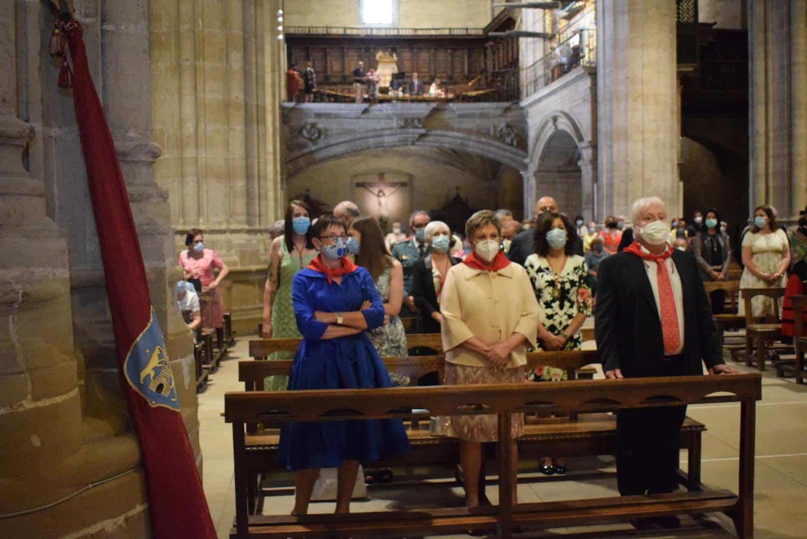 Haro celebra de manera diferente el Día de San Felices 13