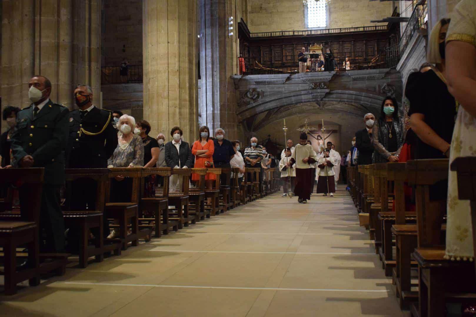 Haro celebra de manera diferente el Día de San Felices 15