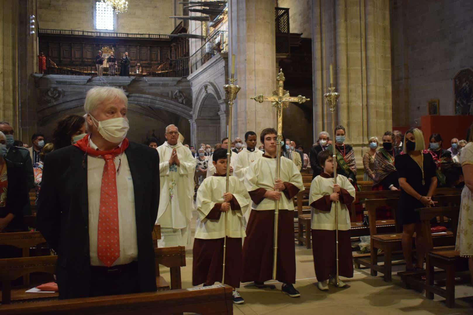 Haro celebra de manera diferente el Día de San Felices 17