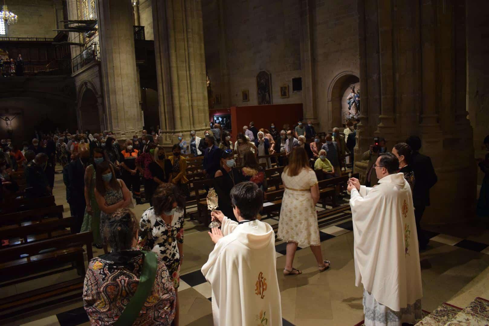Haro celebra de manera diferente el Día de San Felices 6