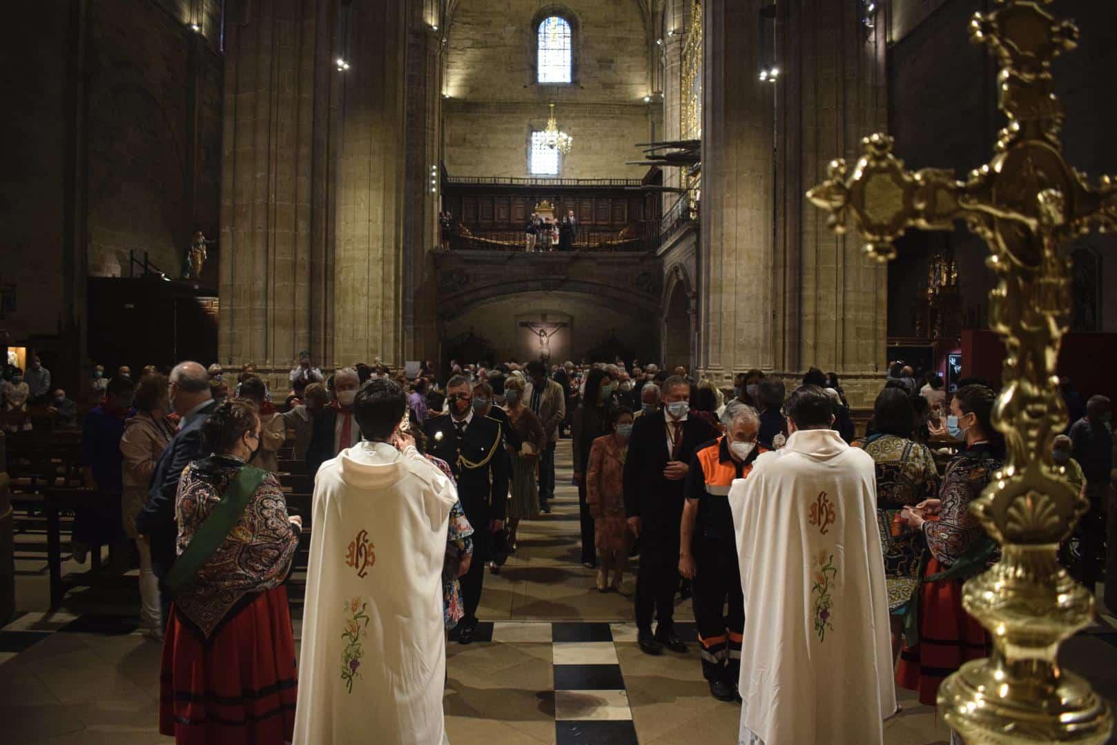Haro celebra de manera diferente el Día de San Felices 7