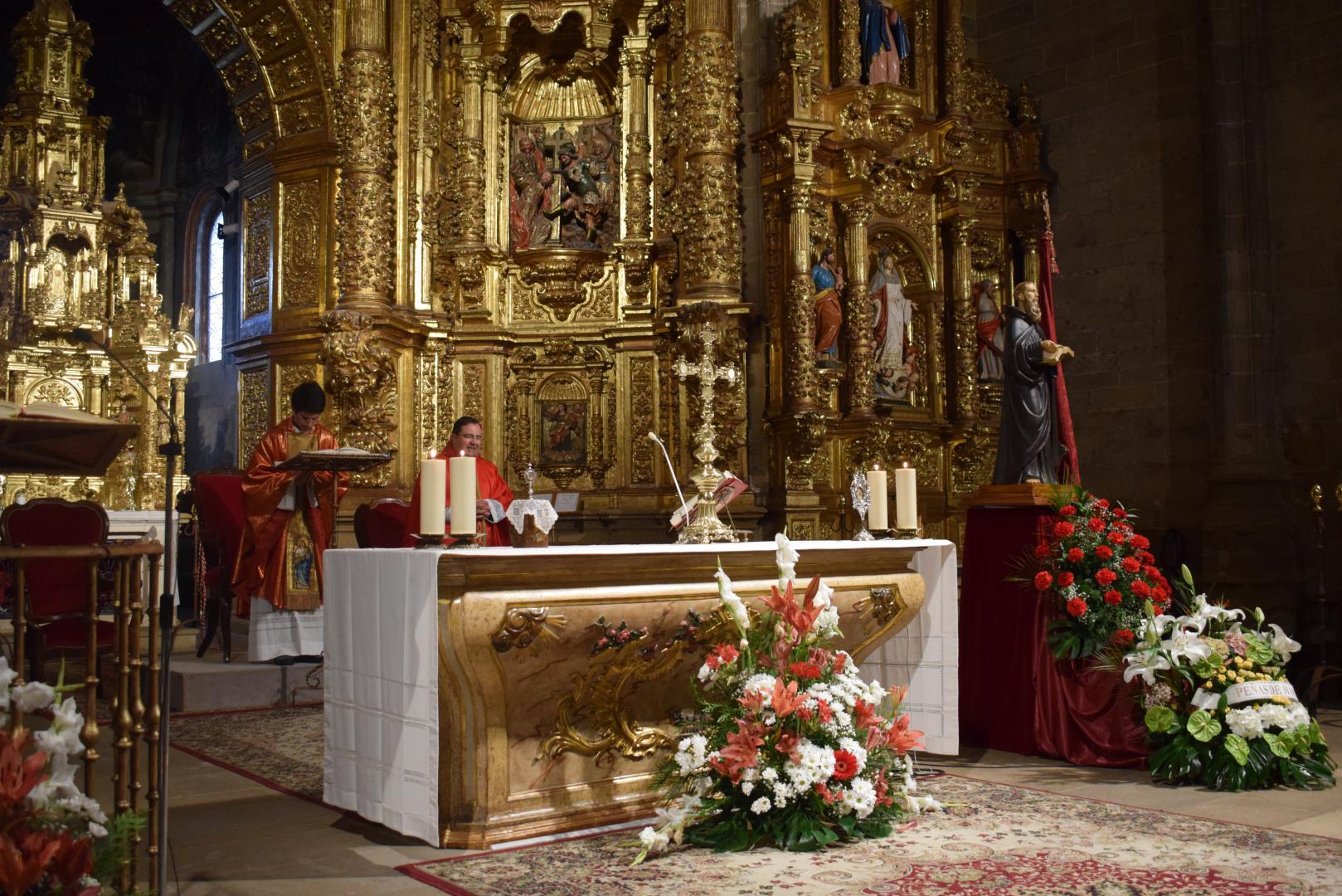 Haro celebra un atípico San Pedro 10