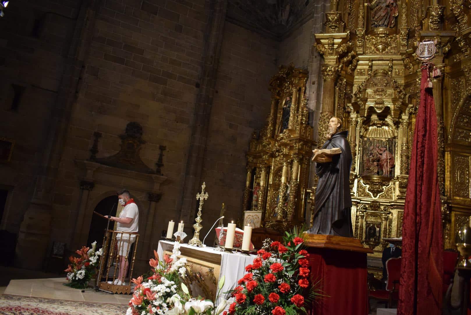 Haro celebra un atípico San Pedro 18