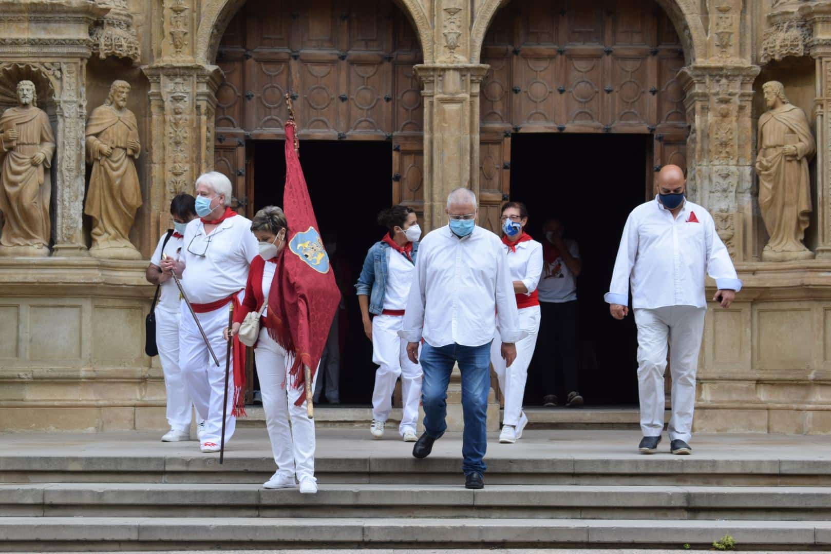 Haro celebra un atípico San Pedro 2