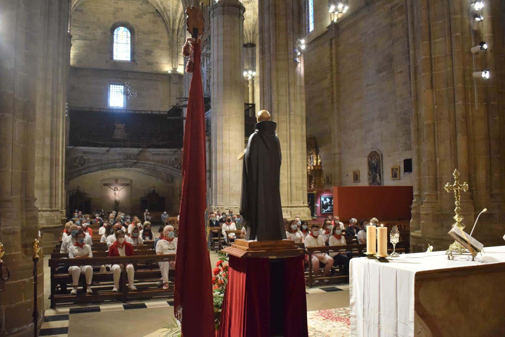 Haro celebra un atípico San Pedro 1