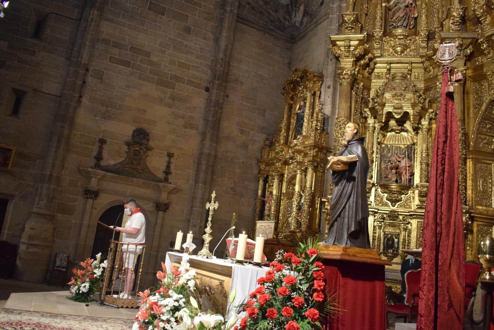 Haro celebra un atípico San Pedro 6