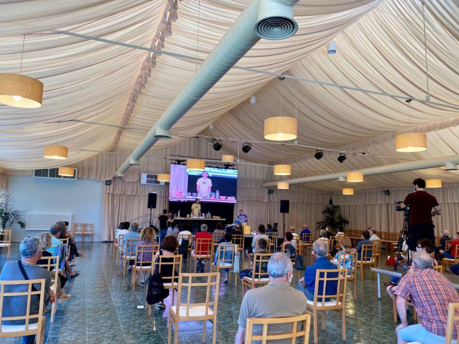 Un taller sobre 'terra sigillata' pone el broche de oro a NACE 2020 de Navarrete 1