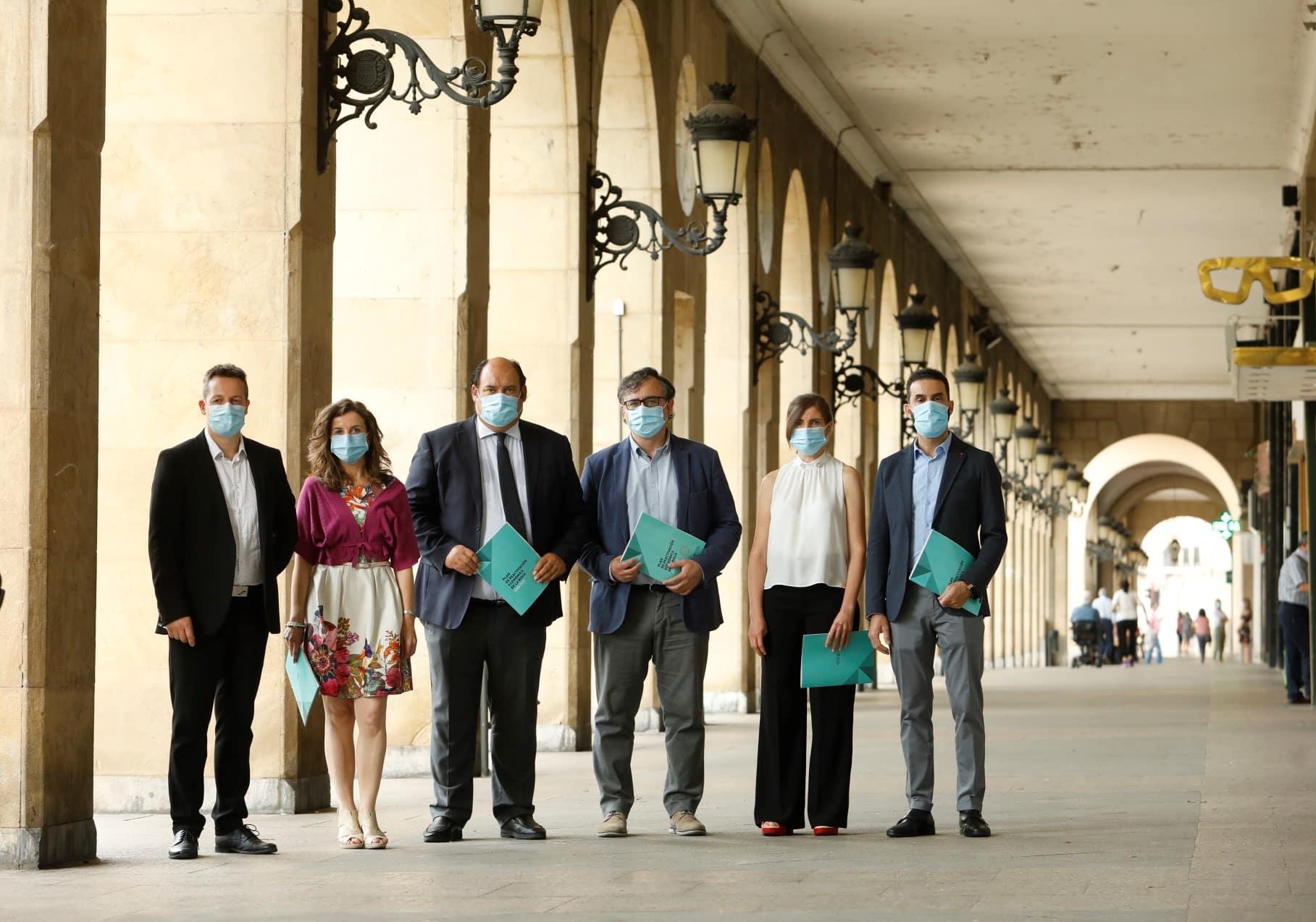 La Rioja programa sesiones virtuales para asistir a autónomos y empresas sobre las ayudas del Plan de Reactivación Económica 1