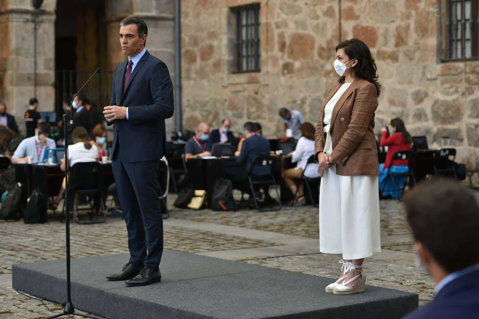 FOTOS: Histórica Conferencia de Presidentes en San Millán 10