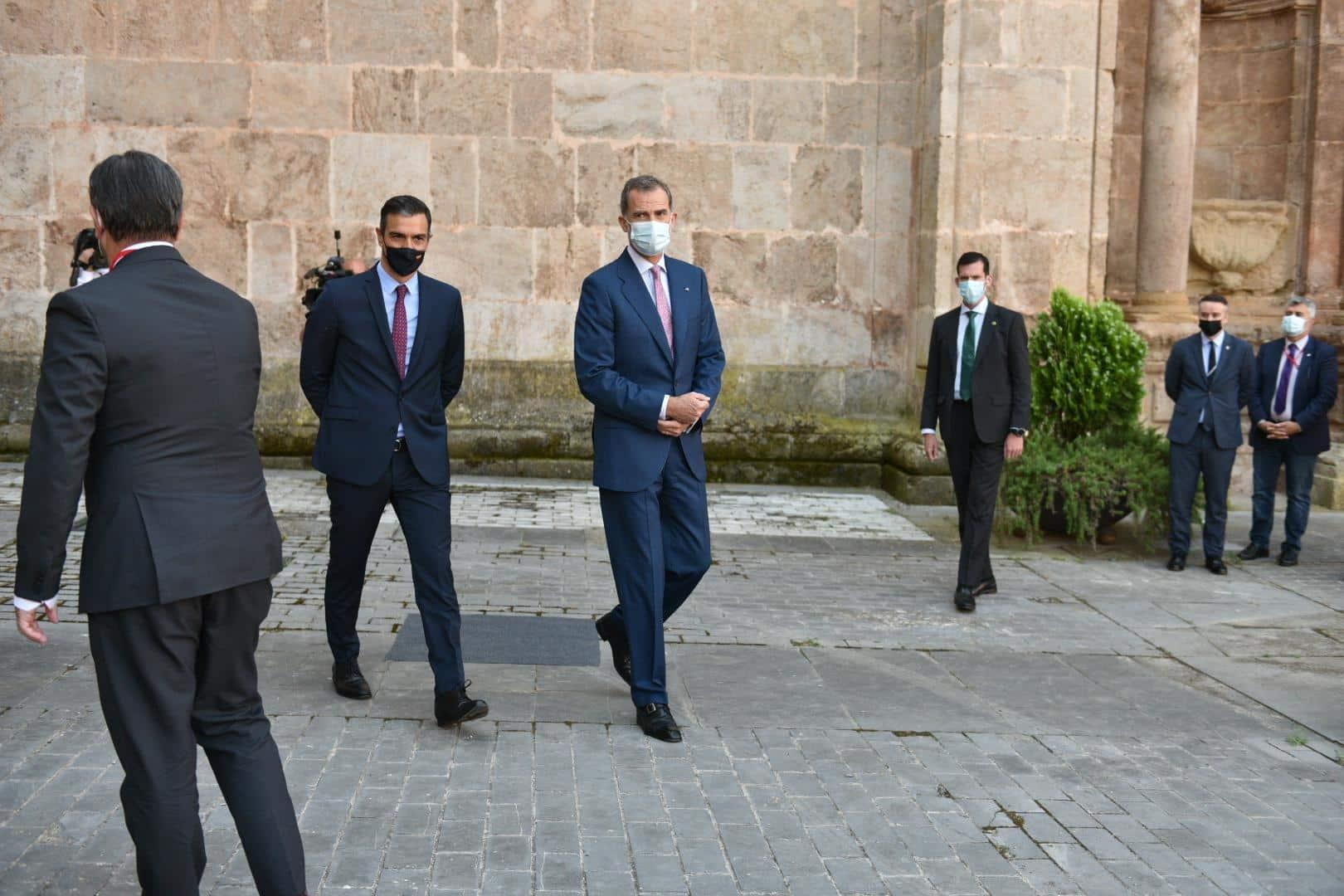 FOTOS: Histórica Conferencia de Presidentes en San Millán 11
