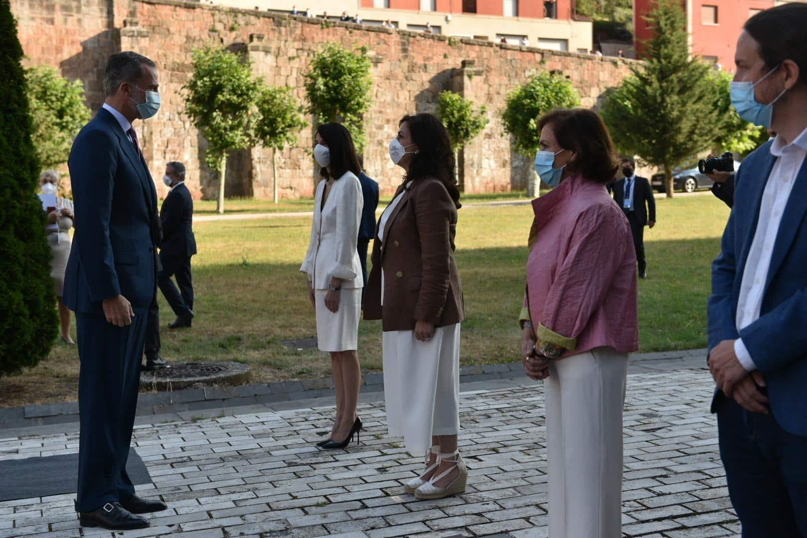 FOTOS: Histórica Conferencia de Presidentes en San Millán 2