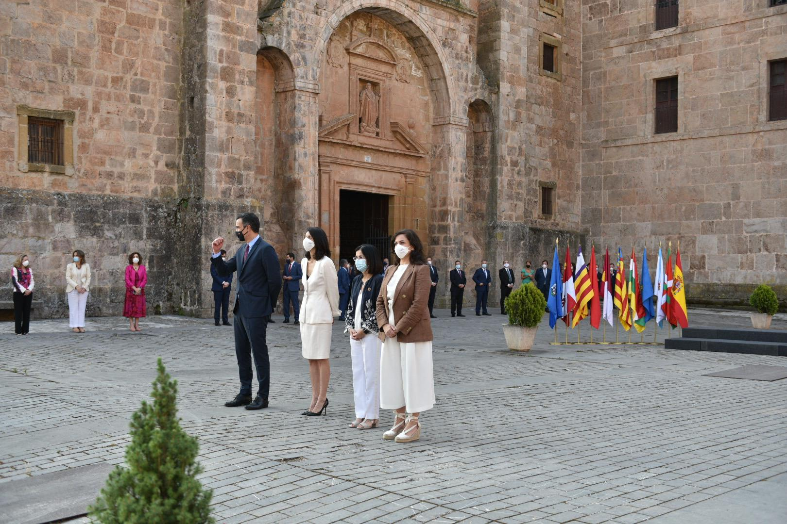 FOTOS: Histórica Conferencia de Presidentes en San Millán 14