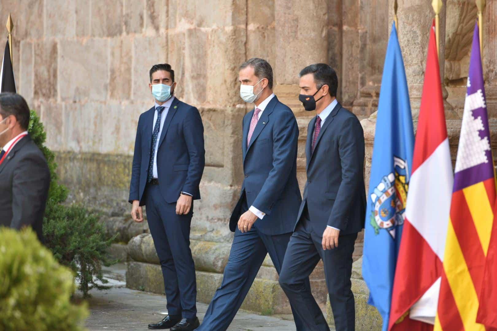 FOTOS: Histórica Conferencia de Presidentes en San Millán 7
