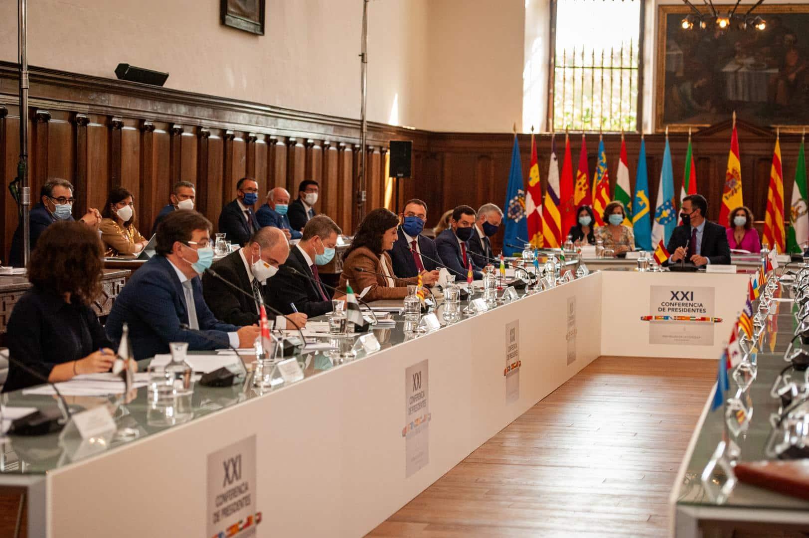 FOTOS: Histórica Conferencia de Presidentes en San Millán 16