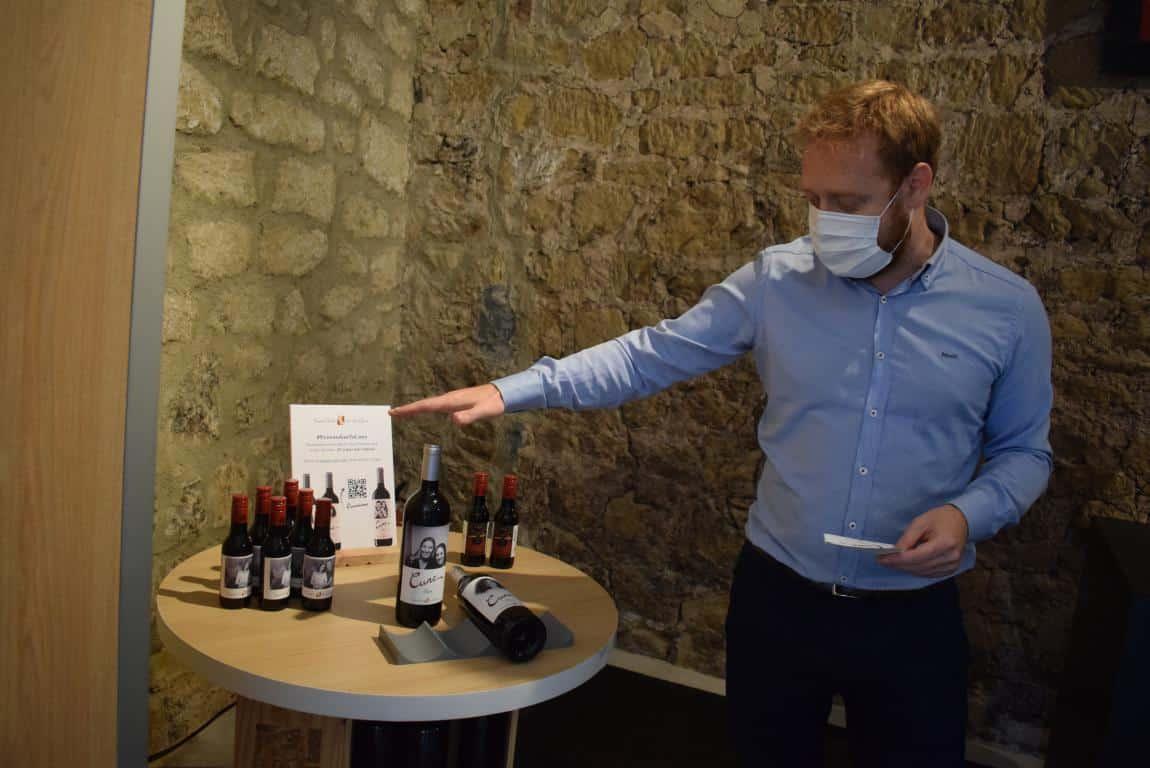 CVNE lanza un fotomatón para personalizar vinos en su bodega de Haro y amplía sus planes para este verano 1
