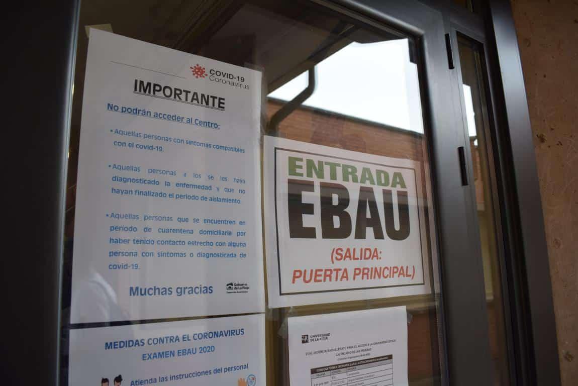 FOTOS: La EBAU se estrena en Haro por el COVID-19 11