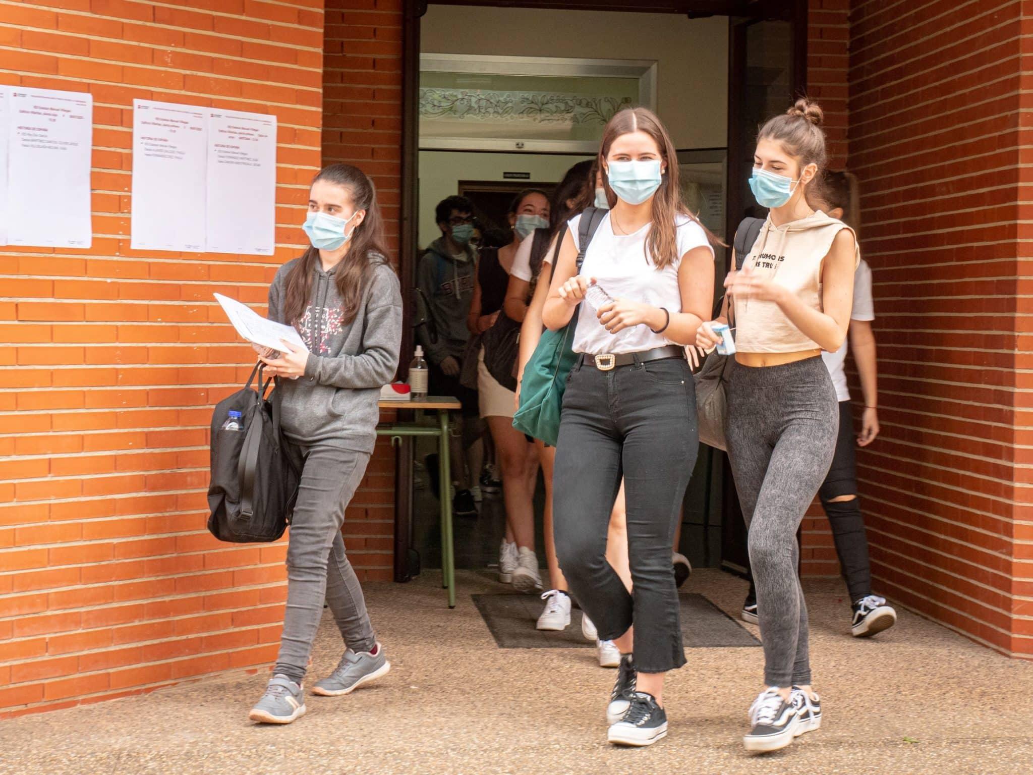 FOTOS: La EBAU se estrena en Haro por el COVID-19 27