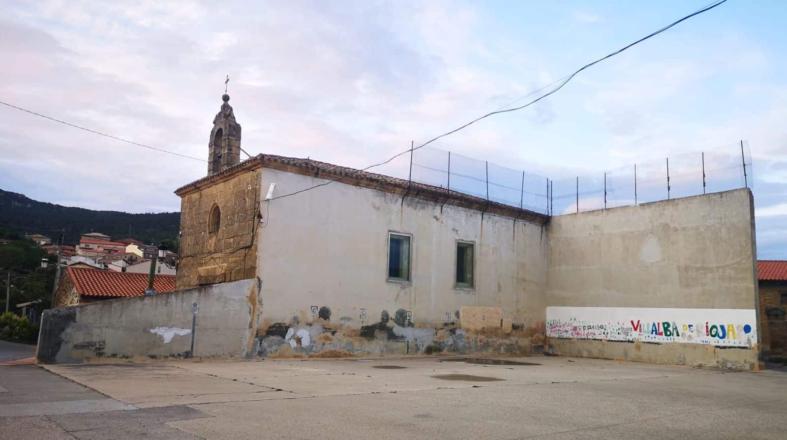 Villalba de Rioja acomete importantes obras de reparación de fugas de agua y mejoras de iluminación 1
