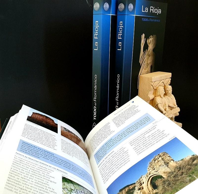 La Fundación Santa María La Real lanza la guía 'definitiva' del románico en La Rioja 1