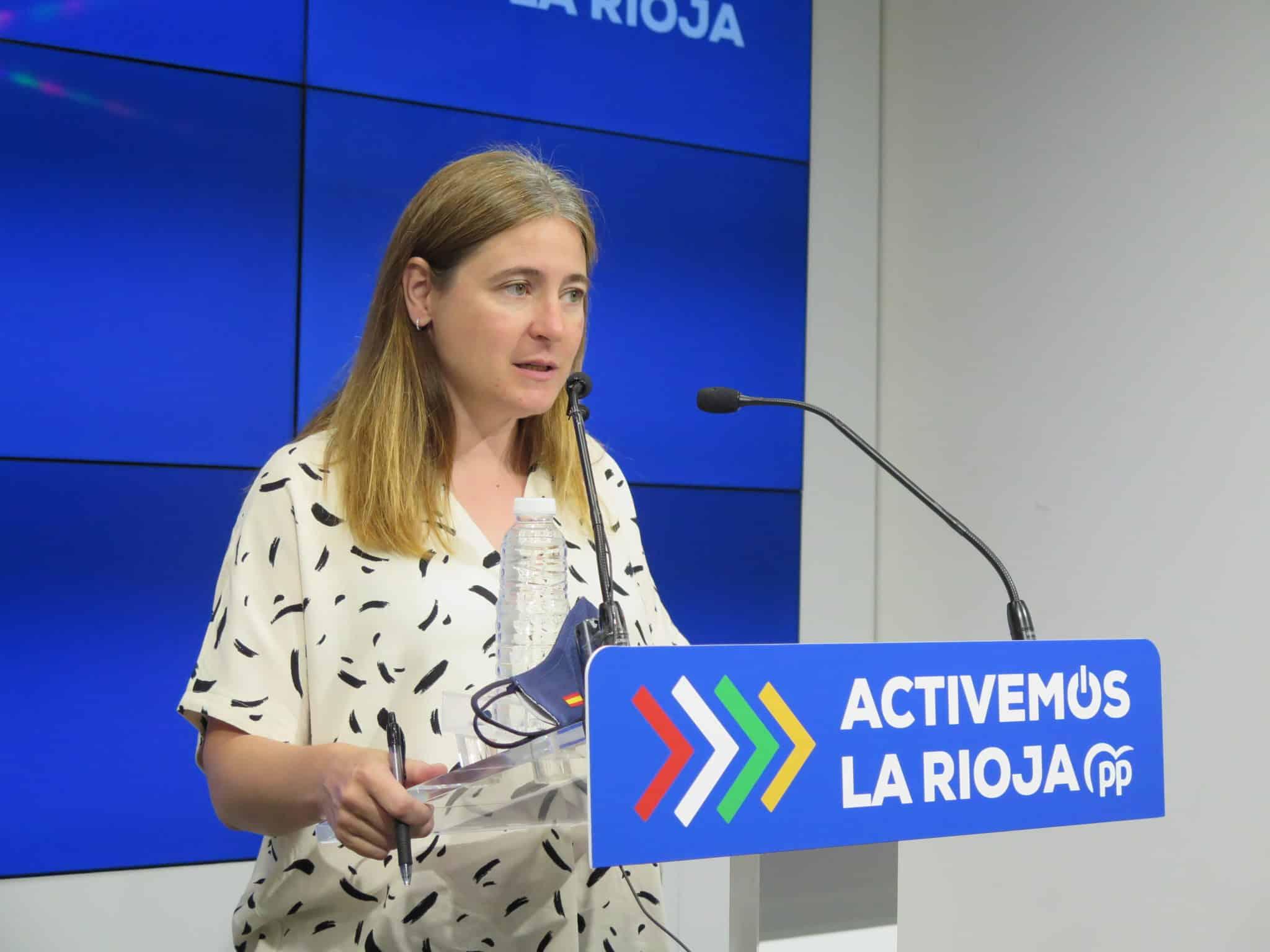 """El PP de La Rioja pide al Gobierno de Andreu """"rectificar y realizar test PCR masivos"""" a los temporeros como Euskadi 1"""