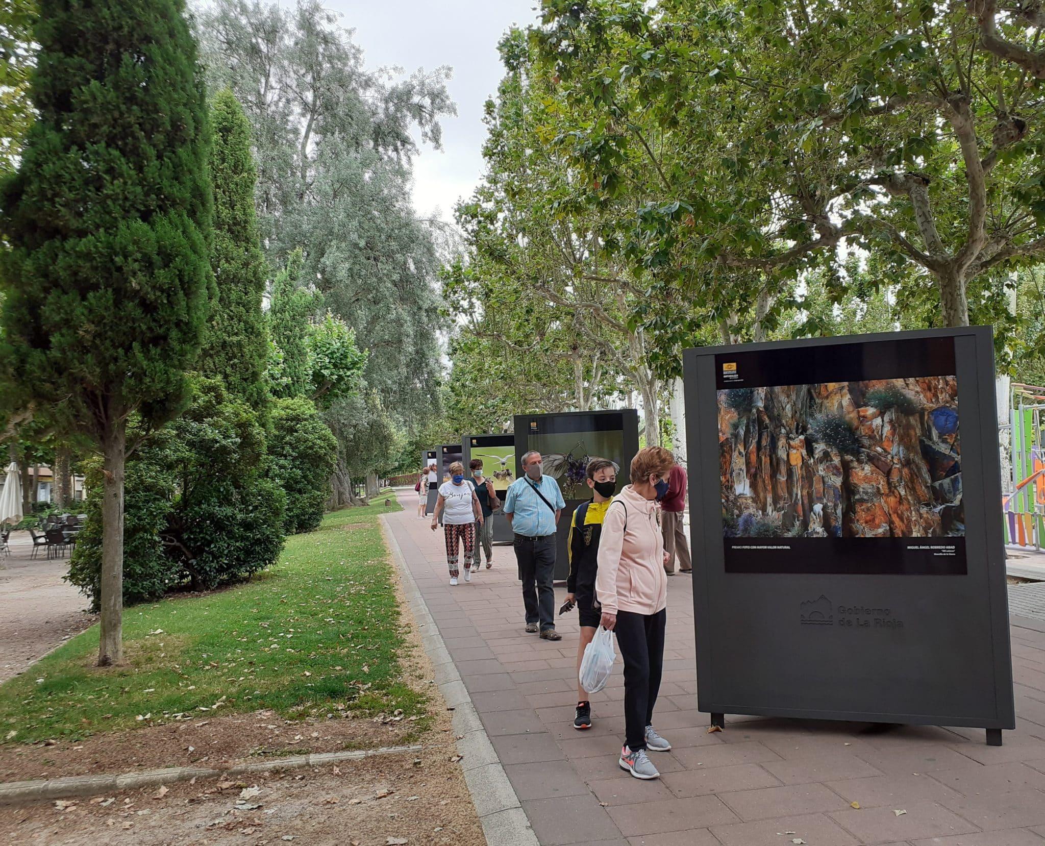 Premiadas las mejores fotografías de naturaleza de La Rioja e inaugurada en Nájera la exposición que recorrerá la región 10