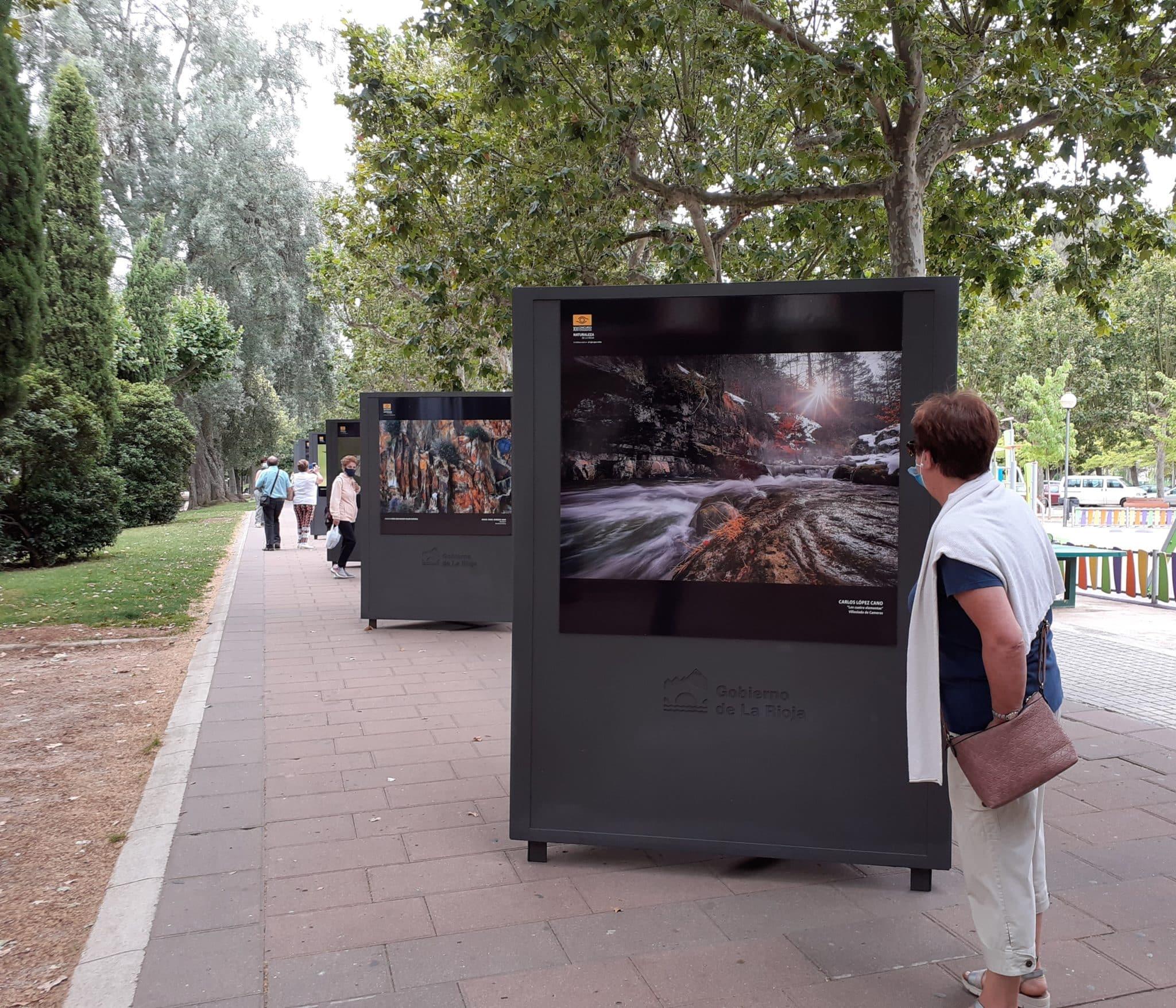 Premiadas las mejores fotografías de naturaleza de La Rioja e inaugurada en Nájera la exposición que recorrerá la región 1