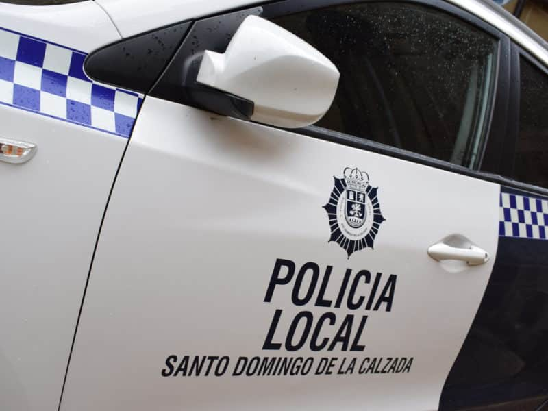 Policía Local de Santo Domingo
