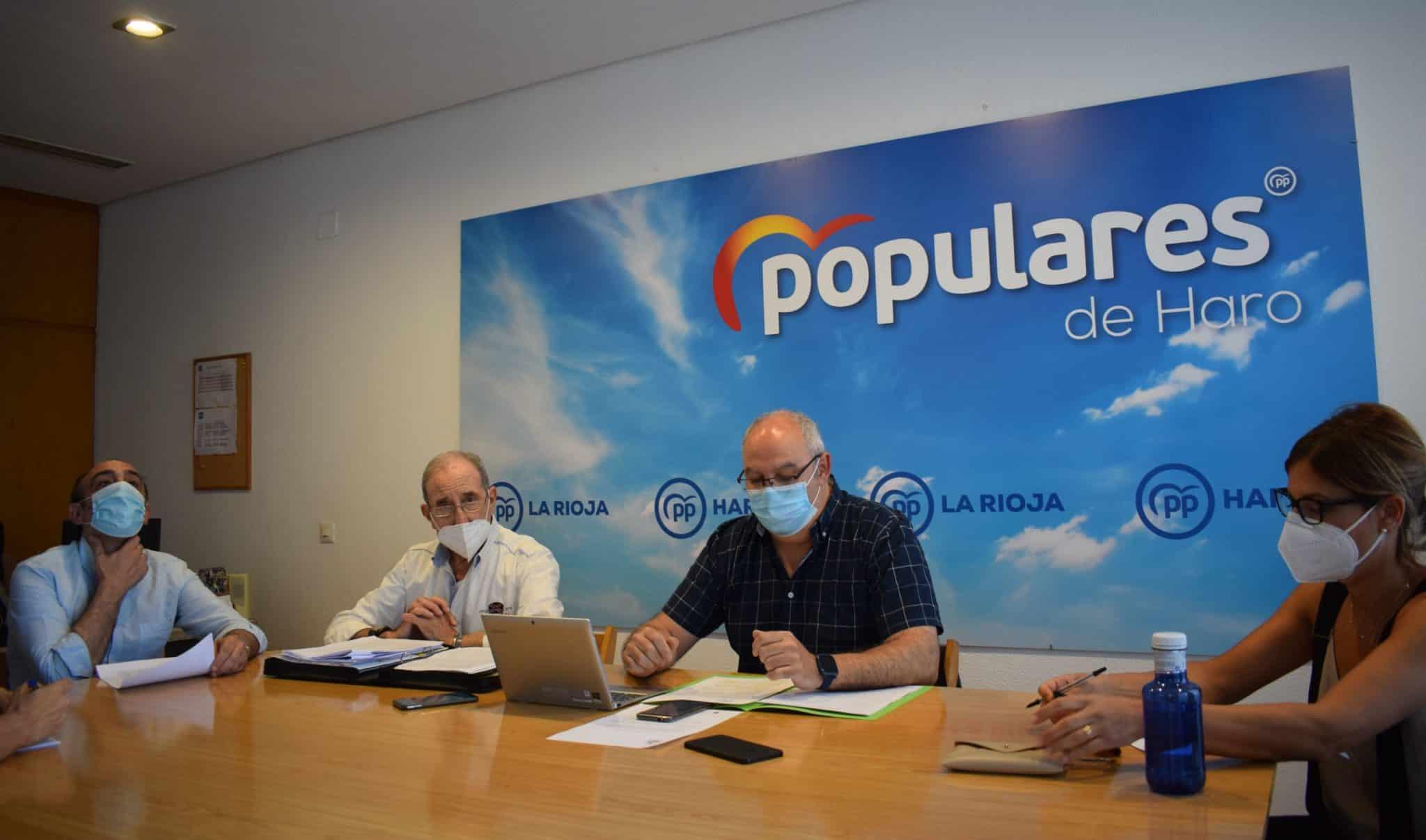 El PP de Haro exige al Ayuntamiento que suspenda las fiestas de septiembre y destine a ayudas su presupuesto 1