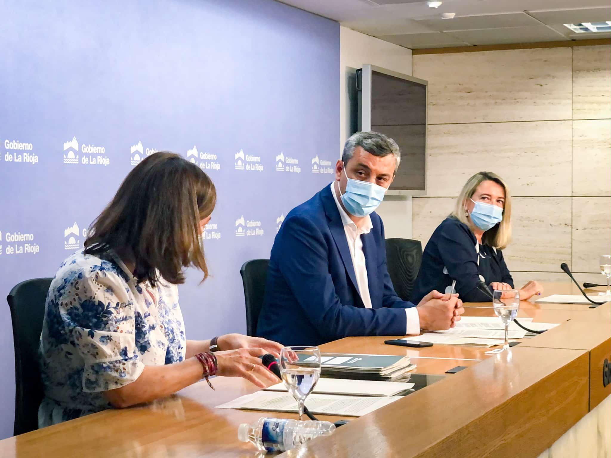 La Rioja presenta el 'Protocolo para las campañas agrícolas seguras' ante el COVID-19 1