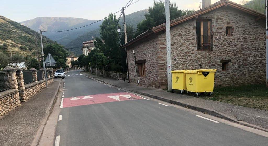 15 municipios de La Rioja incorporan el servicio de recogida de envases para acercar el reciclaje a más de 890 habitantes 1