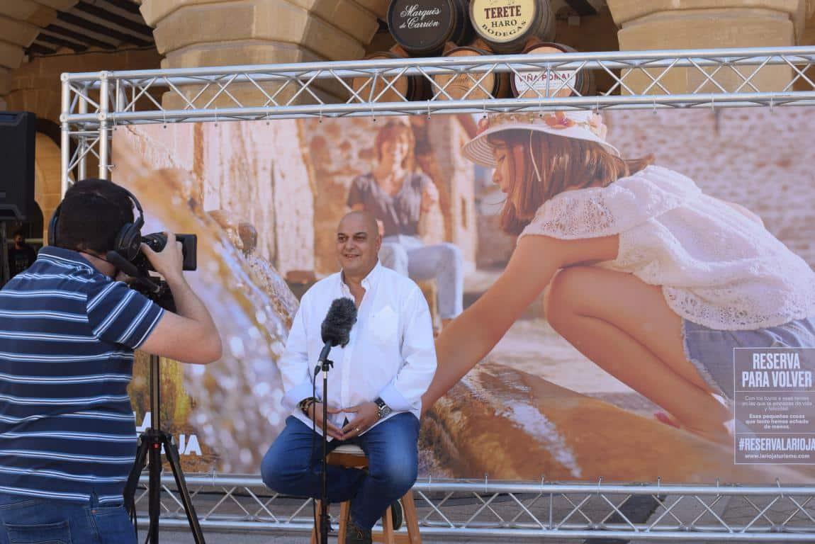 Haro se enrola en la campaña turística 'Reserva para volver' del Gobierno riojano 4