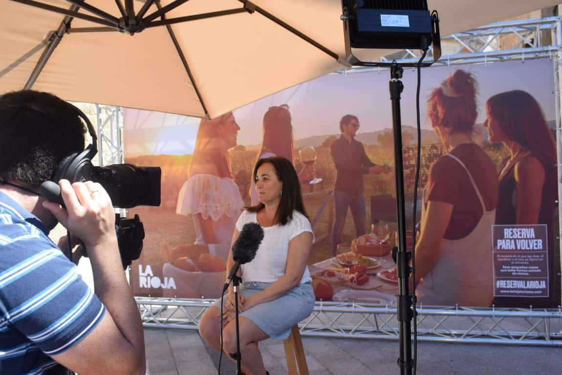 Haro se enrola en la campaña turística 'Reserva para volver' del Gobierno riojano 9