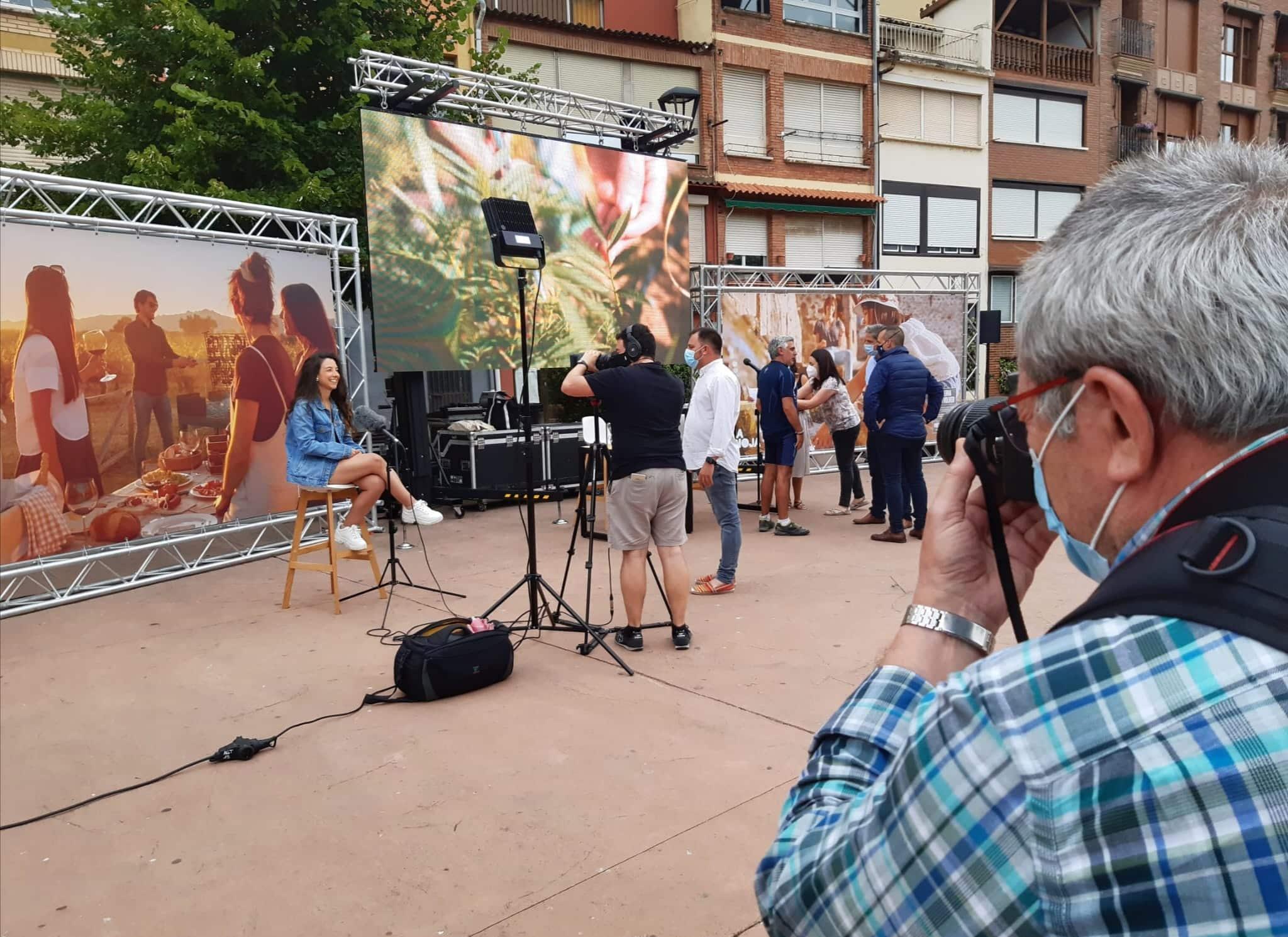 Nájera y San Millán 'reservan para volver' a La Rioja 7