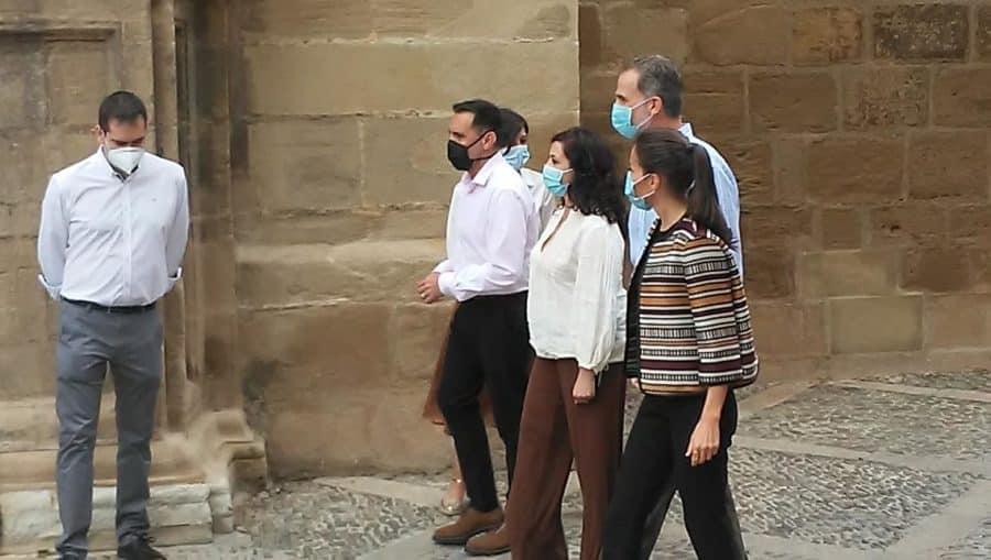 Los Reyes de España, en Santo Domingo de la Calzada 3
