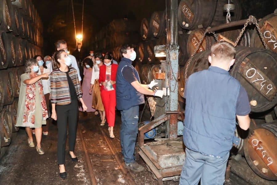 VÍDEO: Las imágenes de la visita de los Reyes de España a Haro y Santo Domingo 8