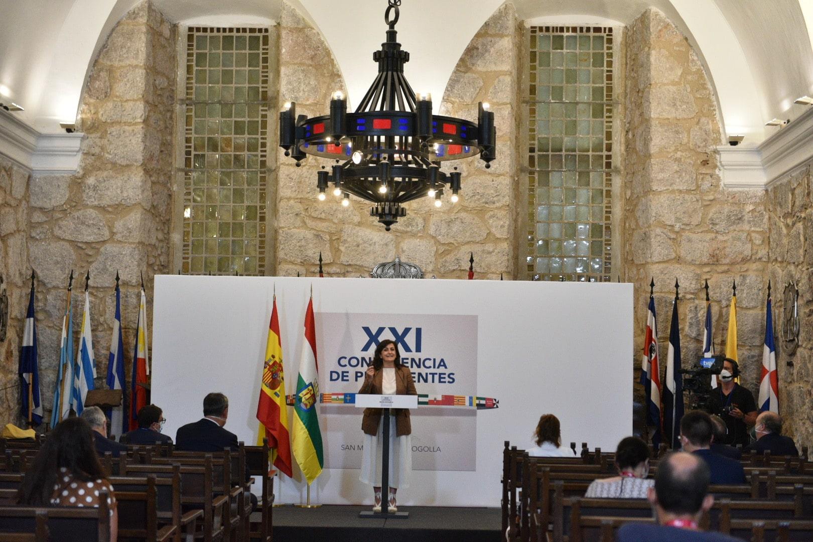 La Rioja celebra que en el reparto de los fondos europeos primen los proyectos de cada comunidad 2