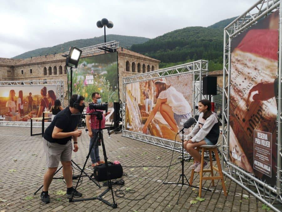 Nájera y San Millán 'reservan para volver' a La Rioja 1