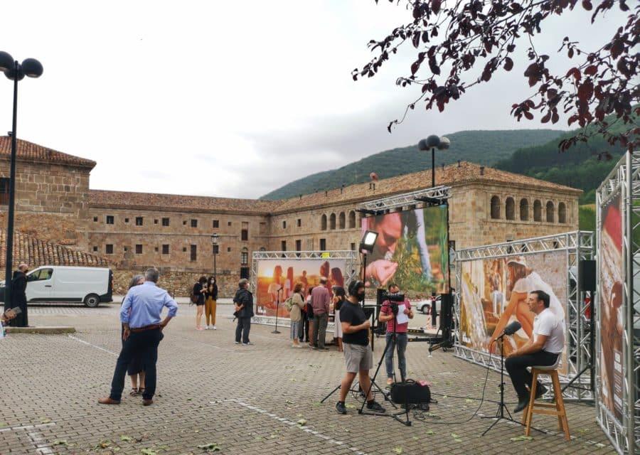 Nájera y San Millán 'reservan para volver' a La Rioja 2