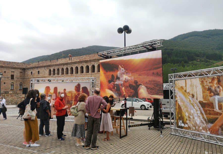Nájera y San Millán 'reservan para volver' a La Rioja 3