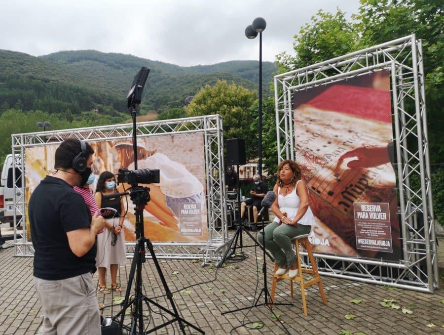 Nájera y San Millán 'reservan para volver' a La Rioja 4