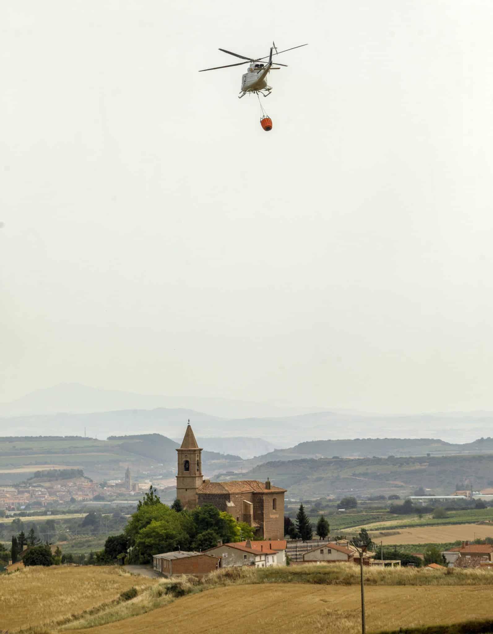 La Rioja contra los incendios forestales: más de 300 profesionales y casi 8,5 millones de presupuesto 3