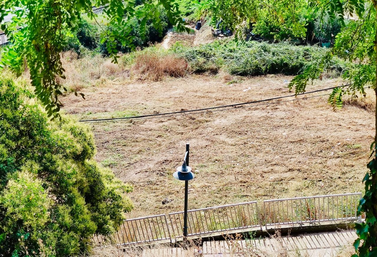 Haro adecenta el entorno de El Pardo y la vía verde 1
