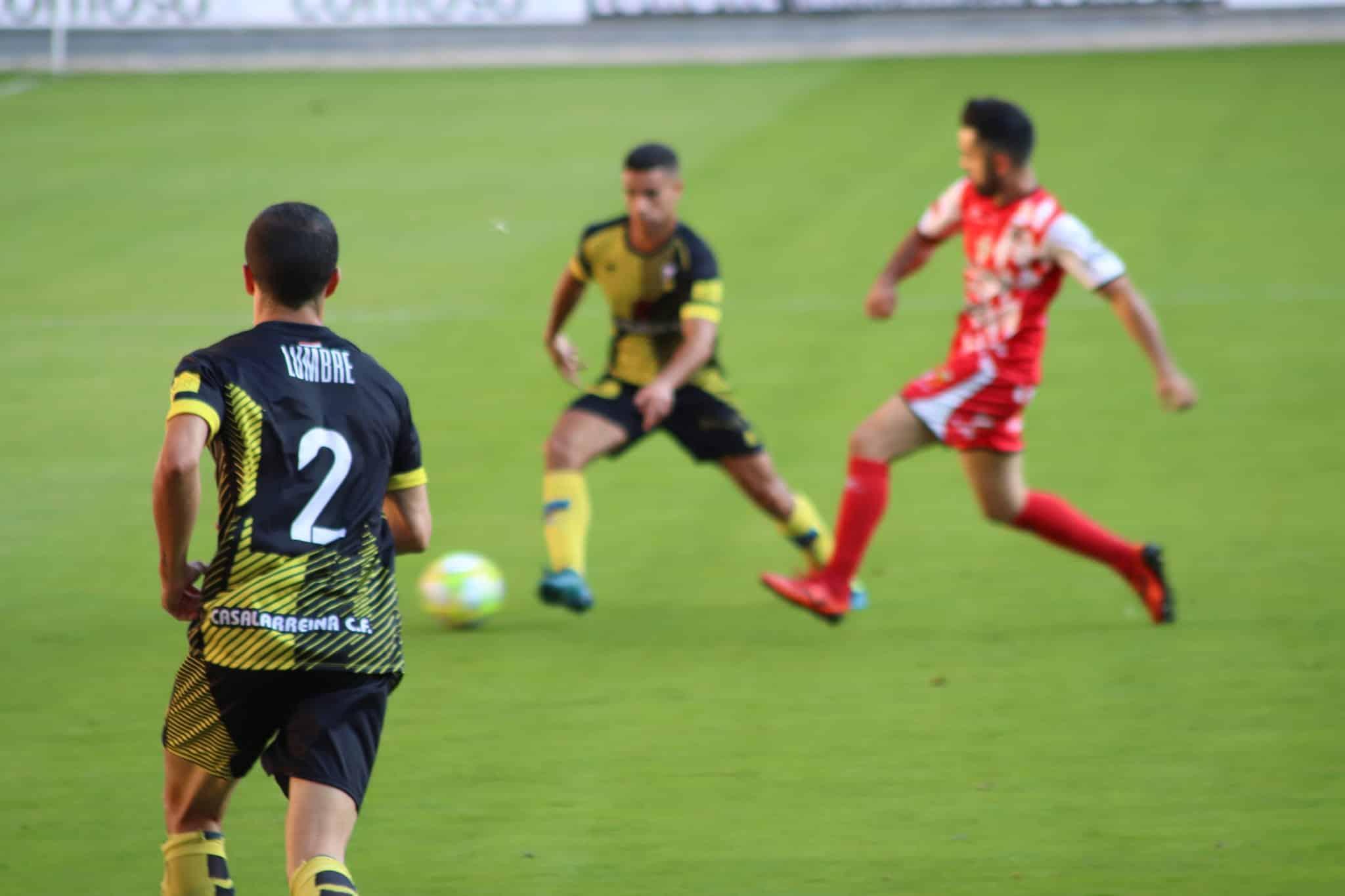El Casalarreina cae eliminado y dice adiós al sueño del ascenso en una temporada histórica 6