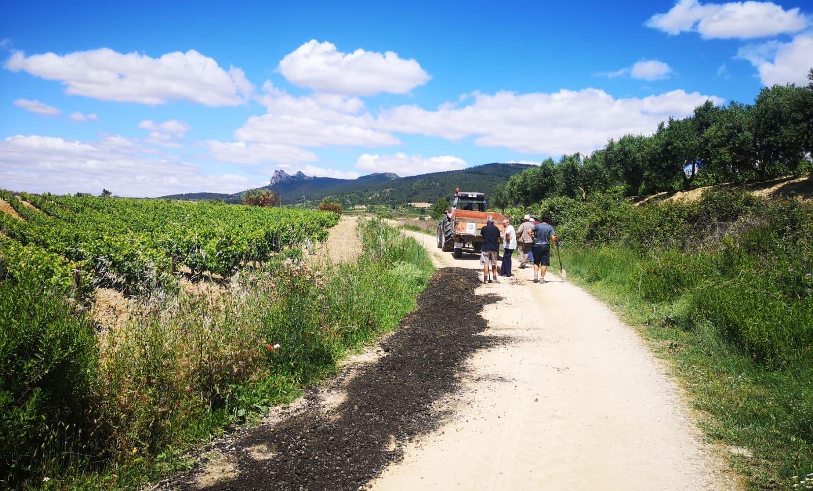 Villalba de Rioja acomete importantes obras de reparación de fugas de agua y mejoras de iluminación 2