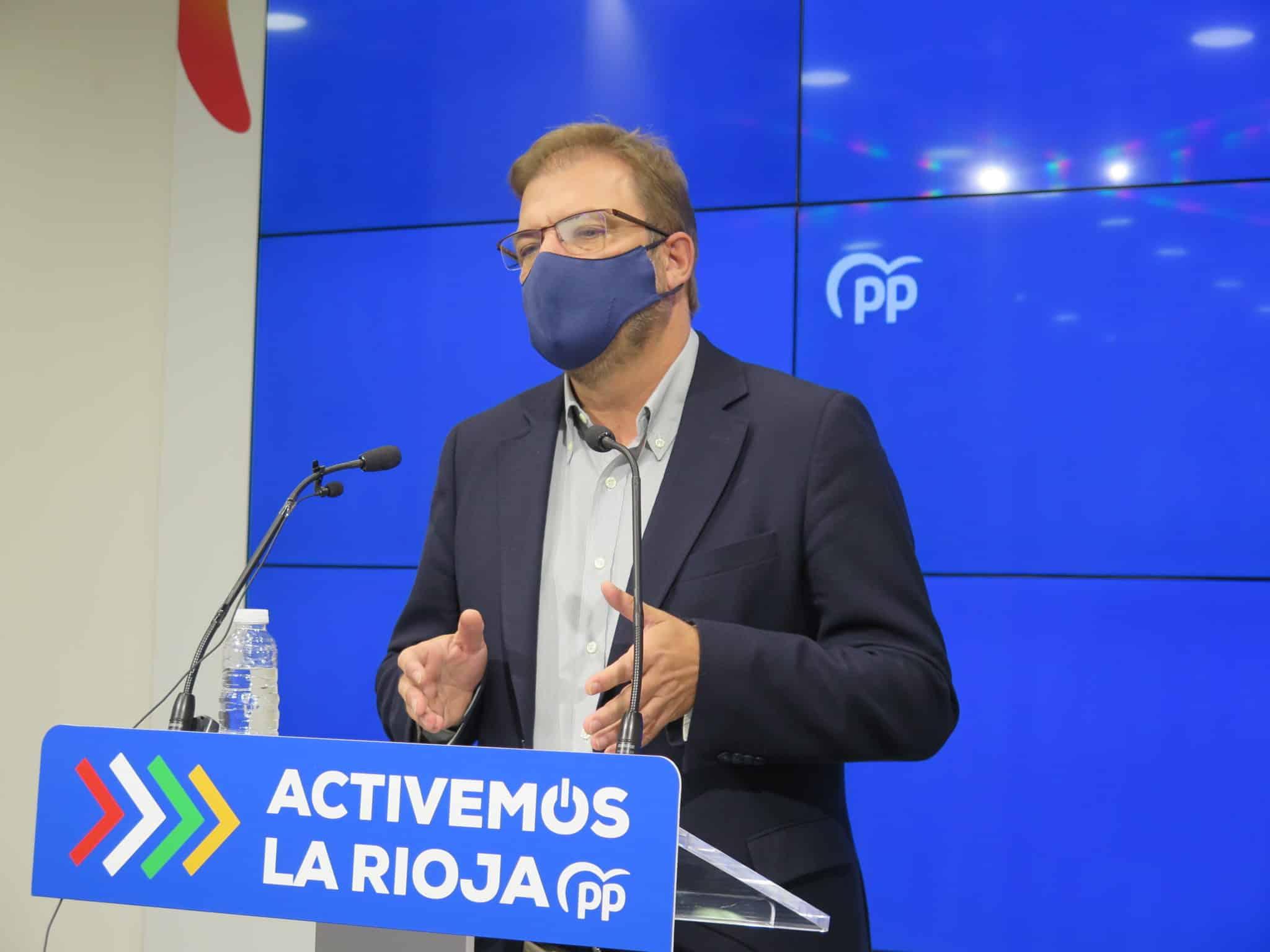 El PP de La Rioja solicita una Comisión de Investigación sobre la gestión de la pandemia en las residencias 1