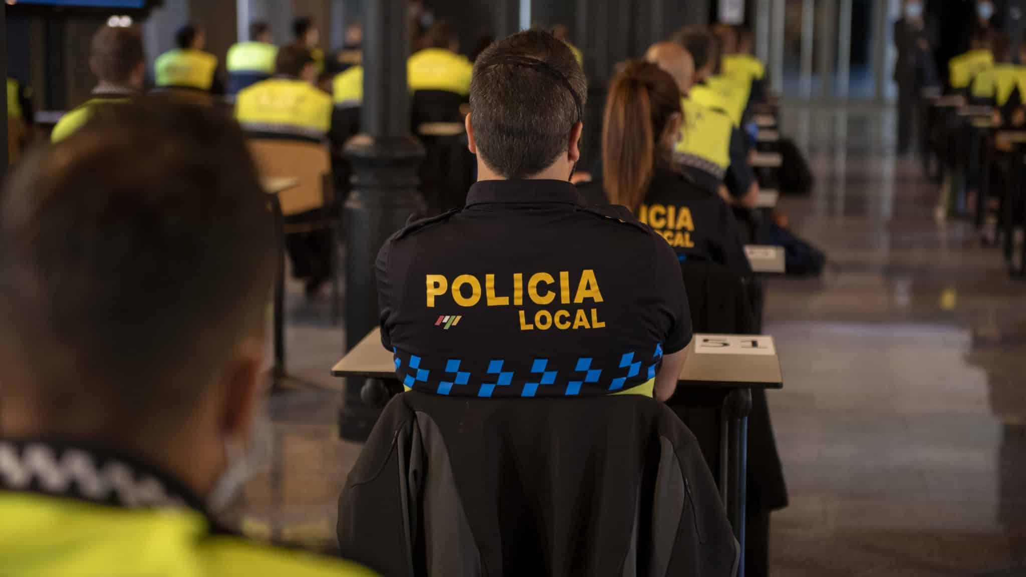 VÍDEO: Comienza la academia para los 62 nuevos agentes de Policía Local de La Rioja 3